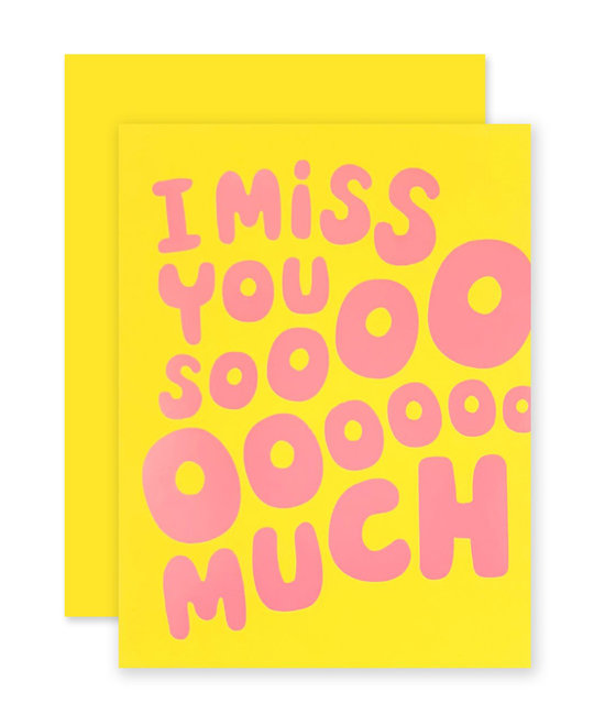The Social Type Miss You So Much