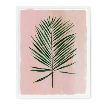 Our Heiday Palm Print, 11 x 14 inch