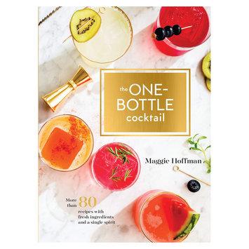 Penguin Random House - PRH The One-Bottle Cocktail