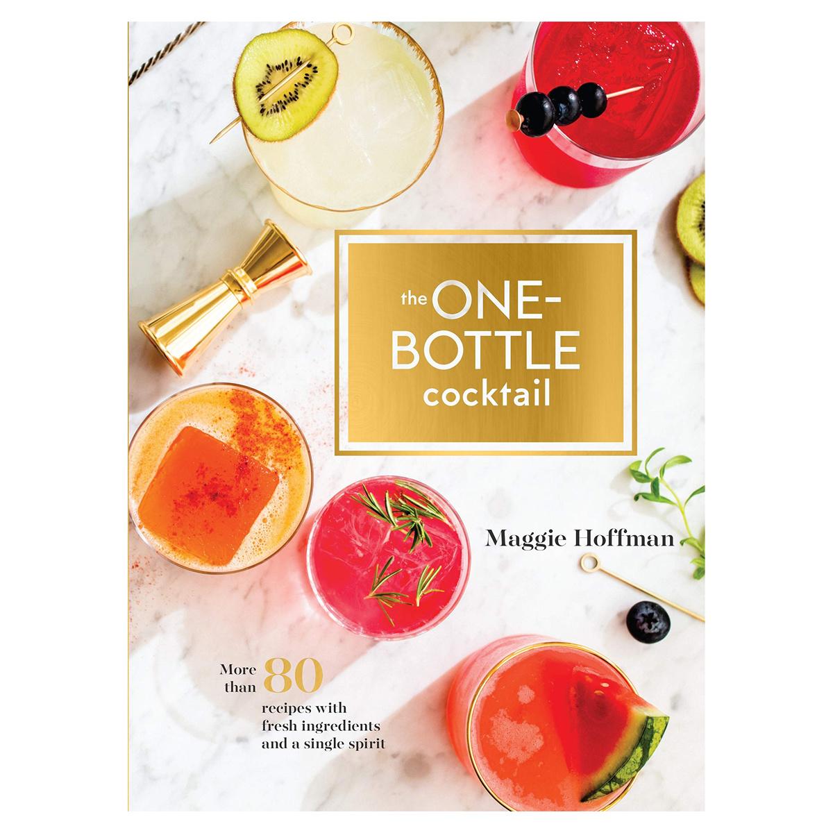 Penguin Random House The One-Bottle Cocktail