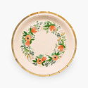 Rifle Paper Co Rifle Paper - Wildflower Large Plates, Set of 10