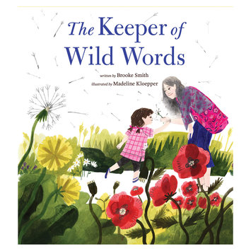 Chronicle Books The Keeper of Wild Words
