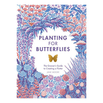 Chronicle Books Planting for Butterflies