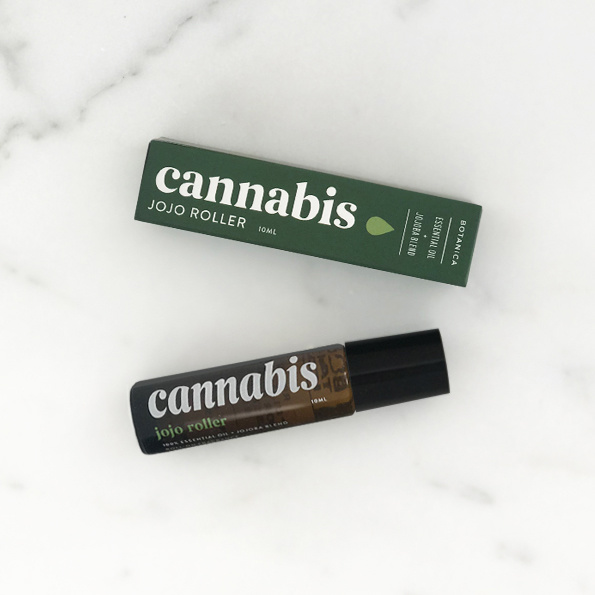 Botanica - BOT Jojo Cannabis Essential Oil Roll-On