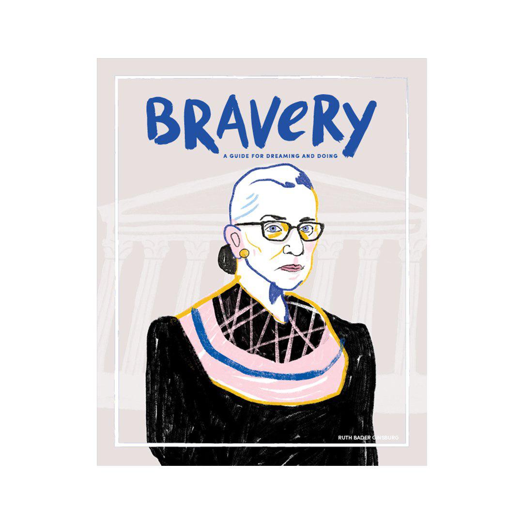 Bravery Magazine Bravery Magazine Issue 12: Ruth Bader Ginsburg
