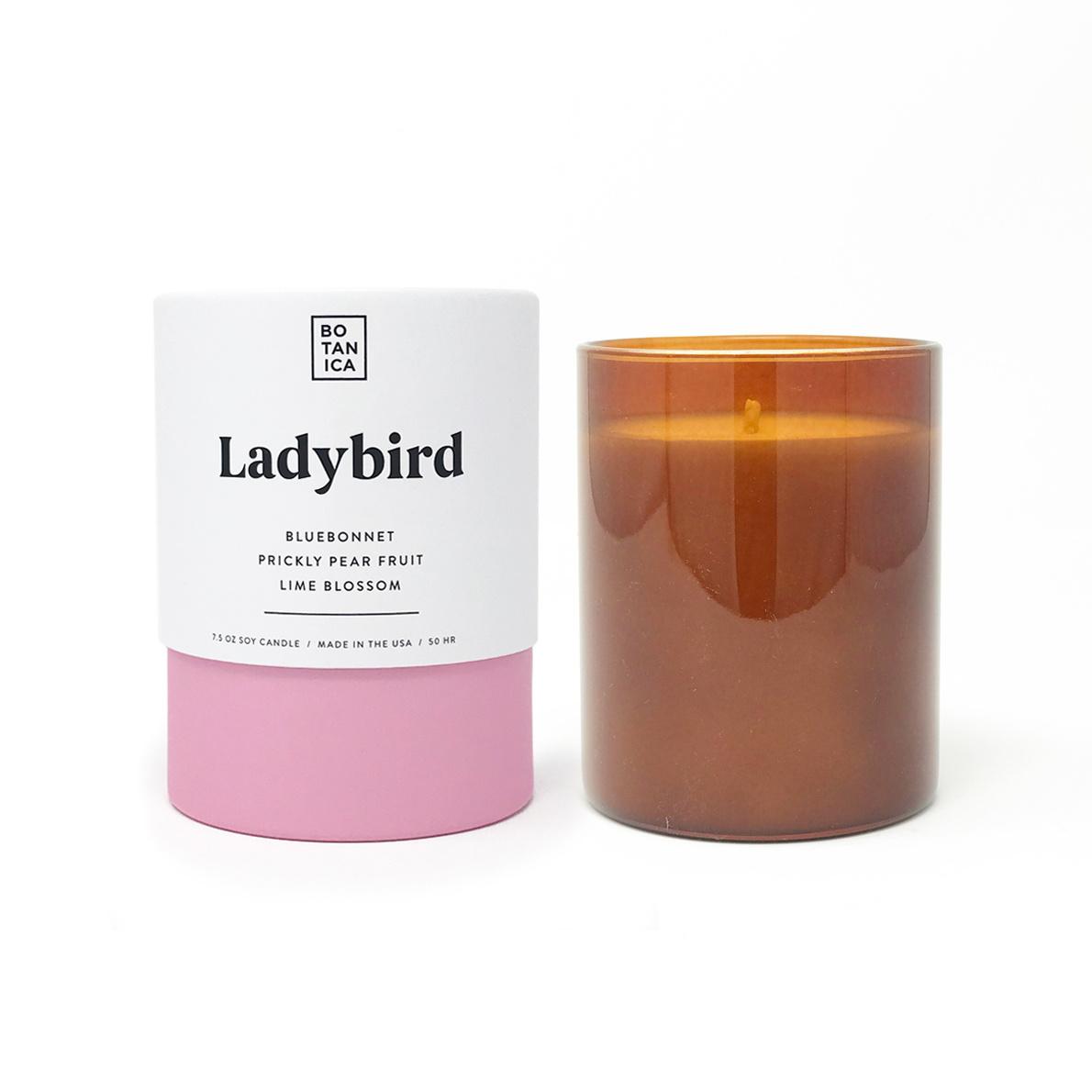 Botanica - BOT Ladybird Candle