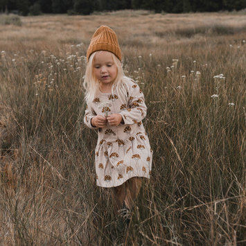 Rylee + Cru - RC Rylee + Cru - Mushroom Button Up Dress