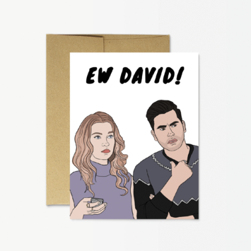 Party Mountain - PM Schitt's Creek - Ew David