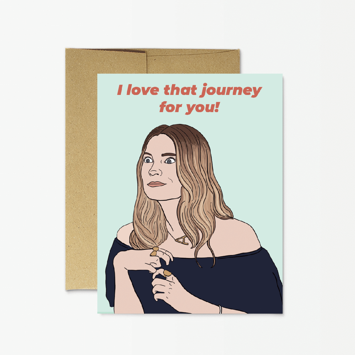 Party Mountain - PM Alexis Rose - Love That Journey