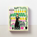 Seltzer Fruit Lady 500 Piece Puzzle