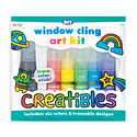 OOLY - OO Creatibles DIY Window Cling Art Kit