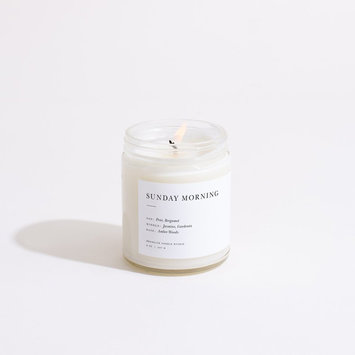 Brooklyn Candle Studio - BCS Sunday Morning Minimalist Candle