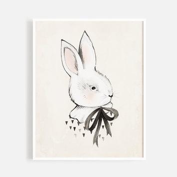"Rylee + Cru - RC Rylee + Cru - Bunny 8x10"" Art Print"