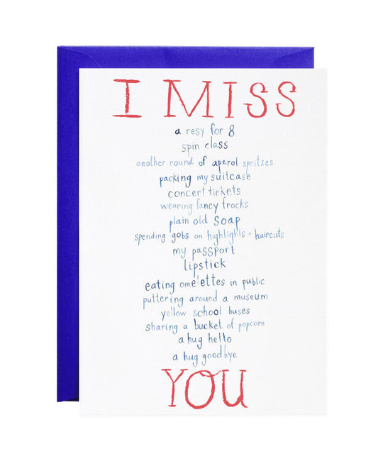 Mr. Boddington's Studio - MB I Miss Everything (YOU)