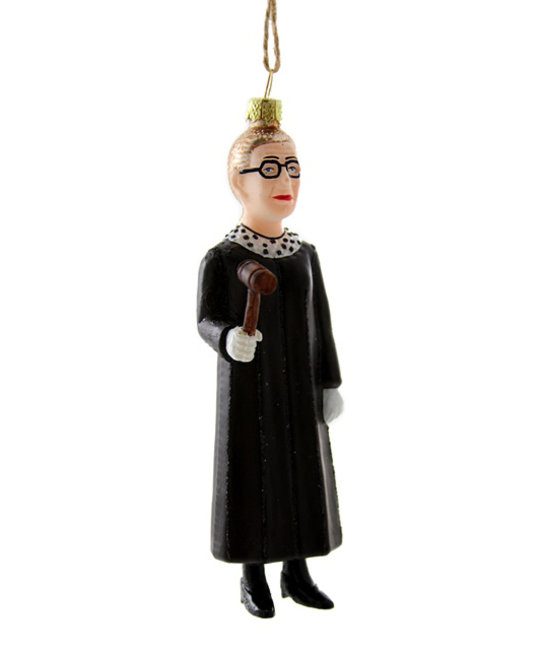 Cody Foster - COF Ruth Bader Ginsburg Standing Ornament