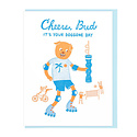 Lucky Horse Press - LHP Cheers Dog Gone Day