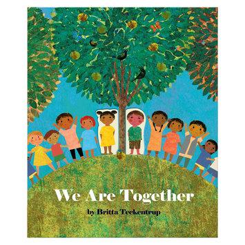 Penguin Random House - PRH We Are Together Book by Britta Teckentrup