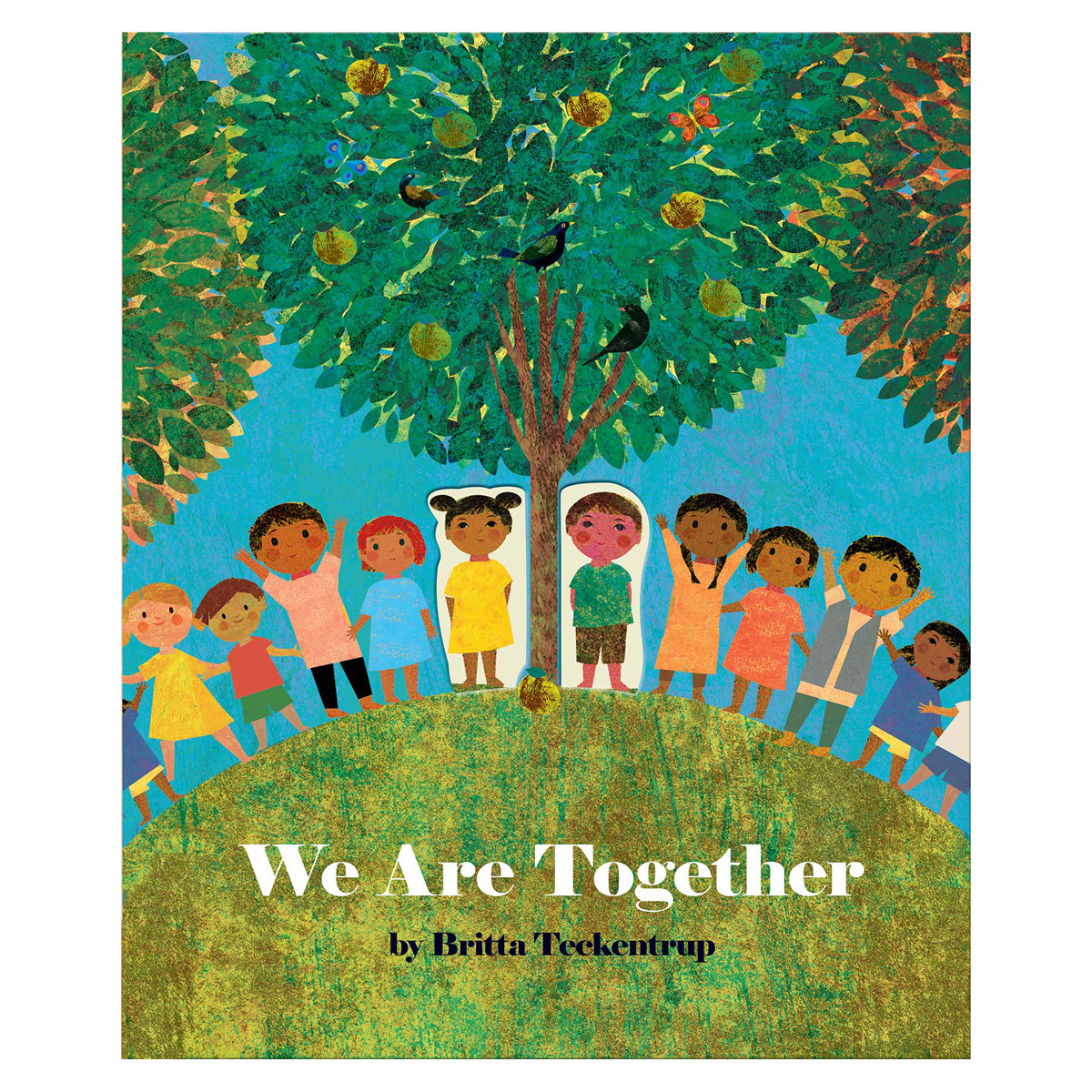 Penguin Random House We Are Together Book by Britta Teckentrup