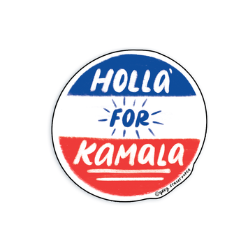 Grey Street Paper - GRSP Holla' for Kamala Sticker