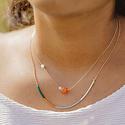Son of a Sailor - SOAS Septima Necklace,  Dusk
