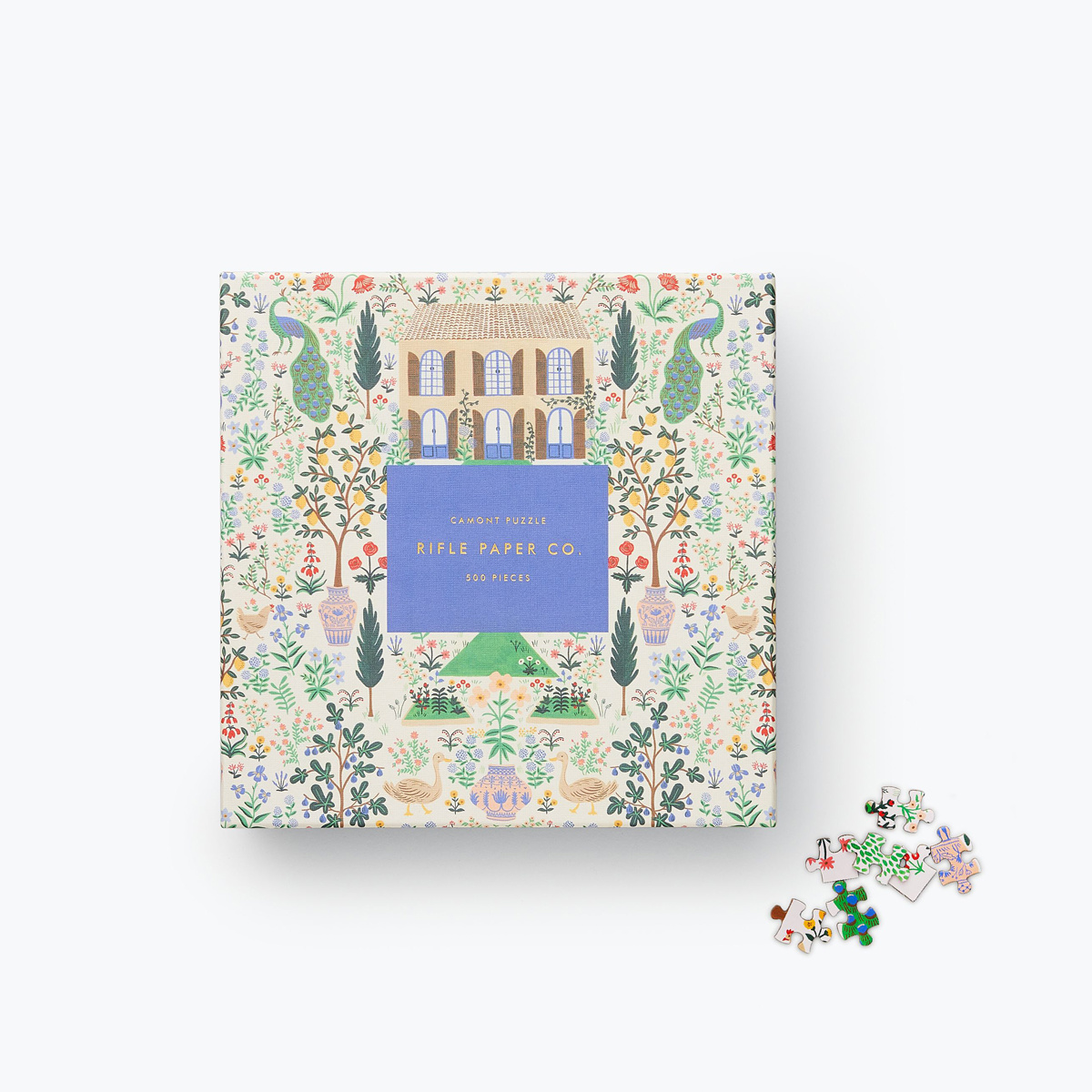 Rifle Paper Co - RP Rifle Paper Co - Camont Jigsaw Puzzle