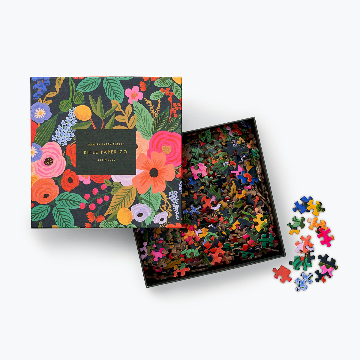 Rifle Paper Co - RP Rifle Paper Co - Garden Party Jigsaw Puzzle