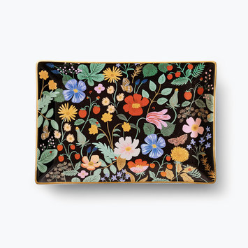 Rifle Paper Co - RP Rifle Paper Co - Strawberry Fields Catchall Tray