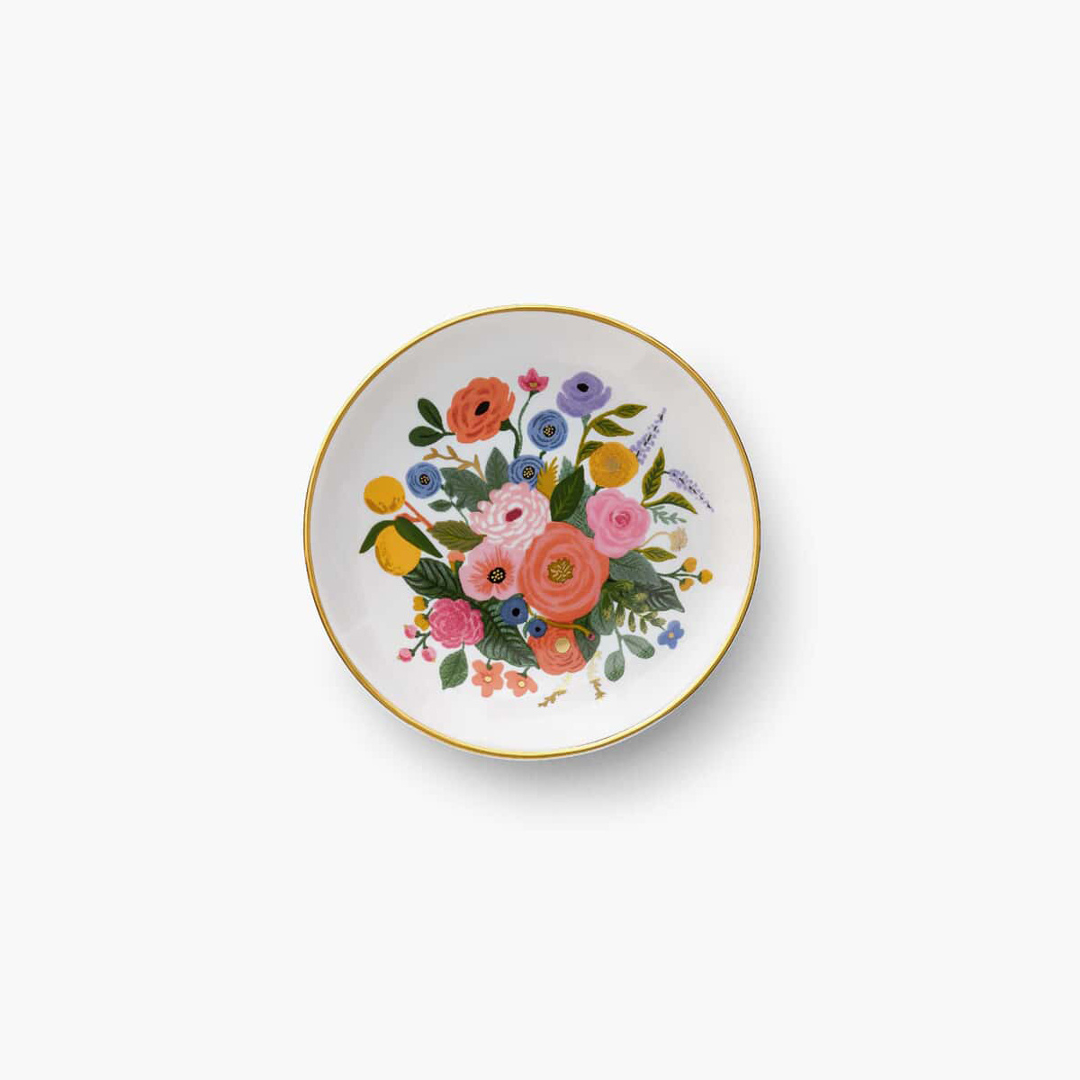 Rifle Paper Co - RP Rifle Paper Co - Garden Party Ring Dish