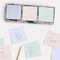 Rifle Paper Co - RP Rifle Paper Co - Luisa Sticky Note Trio