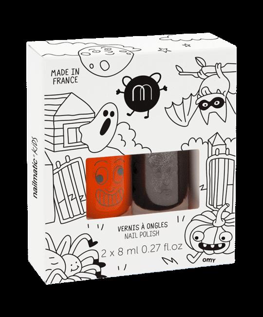 Nailmatic - NAI Halloween Nail Polish, Set of 2