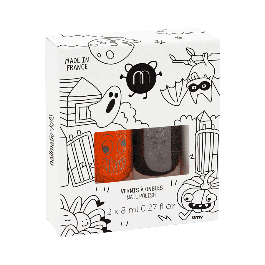 Nailmatic - NAI Halloween Nail Polish, Set of 2