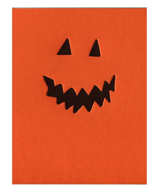 Ink Meets Paper - IMP Jack O'Lantern Card
