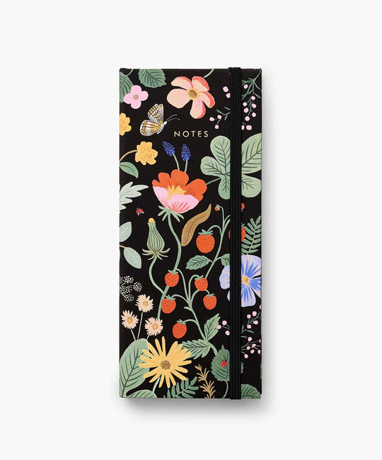 Rifle Paper Co - RP Rifle Paper - Strawberry Fields Sticky Note Folio