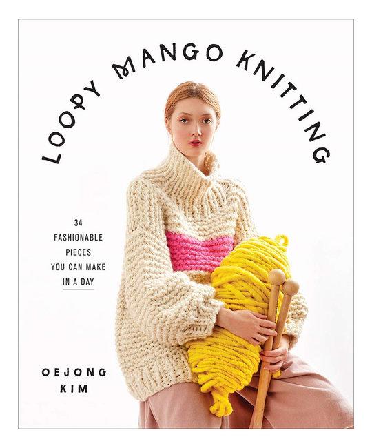 abrams Loopy Mango Knitting Book