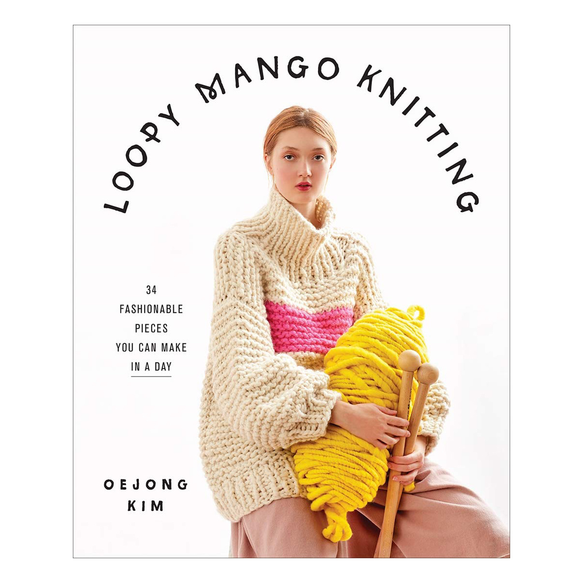abrams Loopy Mango Knitting Book