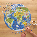 Wild and Wolf - WW Endangered World - 1,000 Piece Puzzle