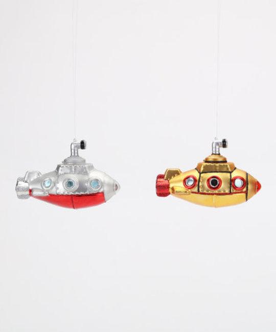 One Hundred 80 Degrees - 180 Single Submarine Ornament