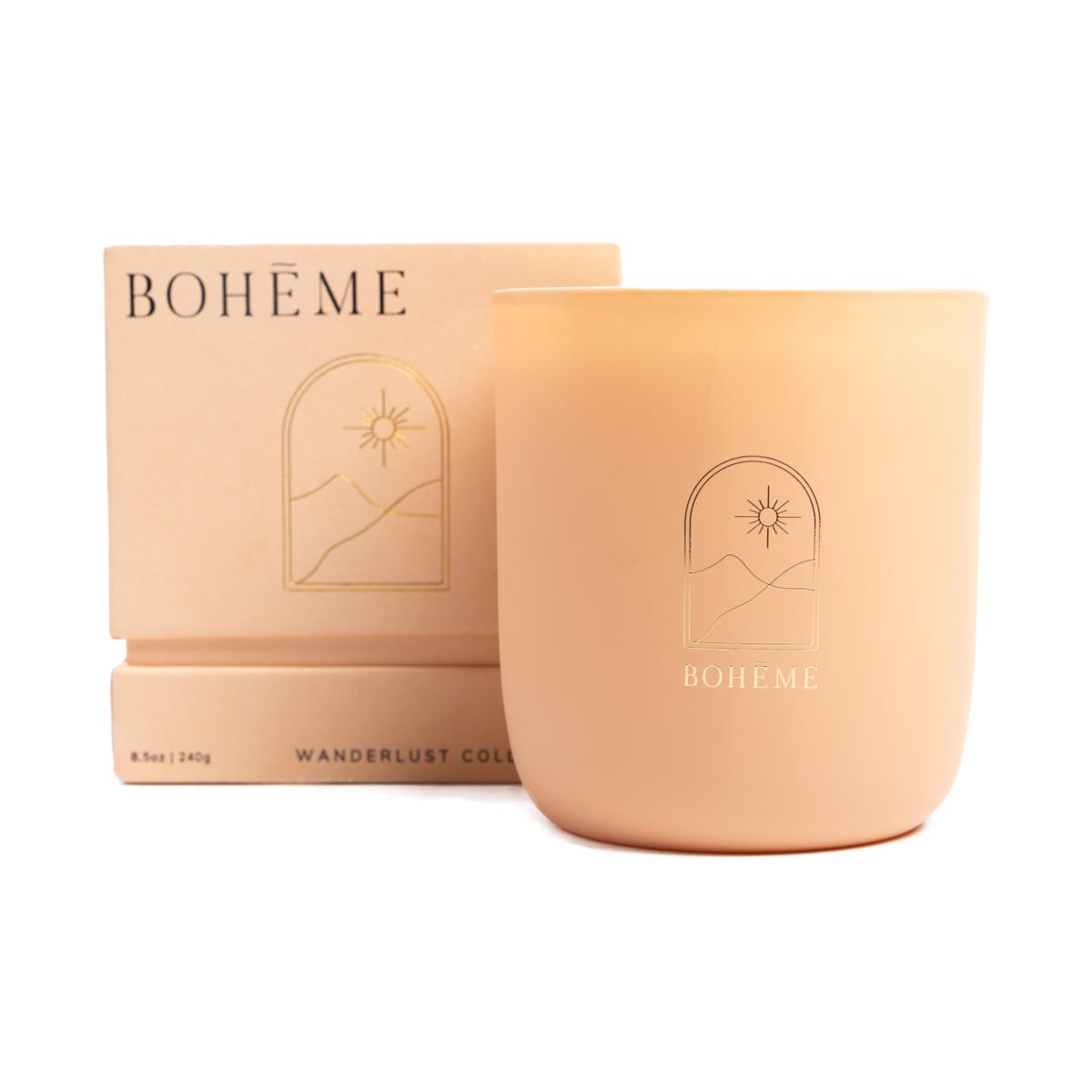 Boheme Boheme - Tahiti Candle