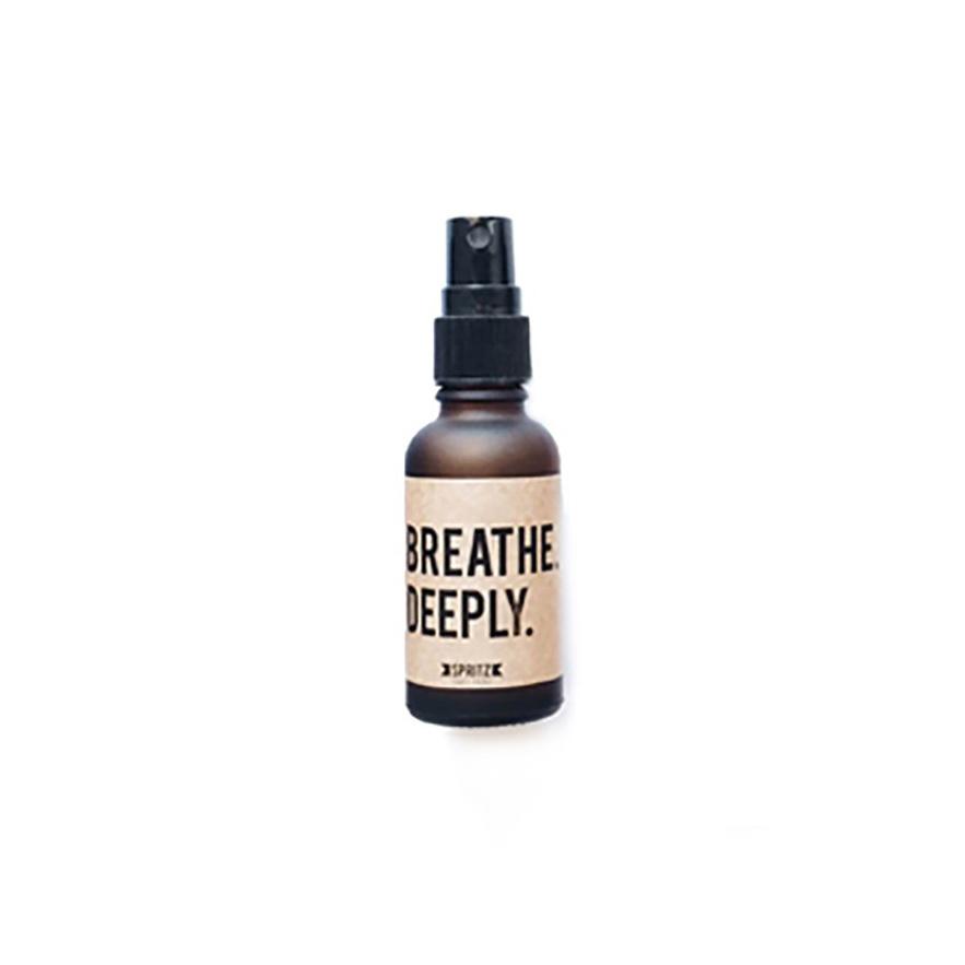 Happy Spritz - HP Breathe Deeply Mini Spray, 1oz