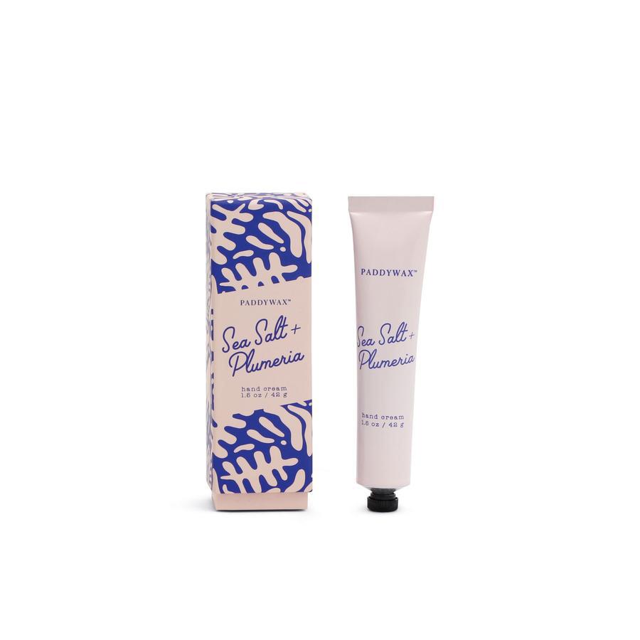 Paddywax - PA Sea Salt and Plumeria Hand Cream