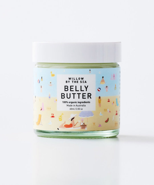 Willow by the Sea - WBS Willow by the Sea - Organic Belly Butter