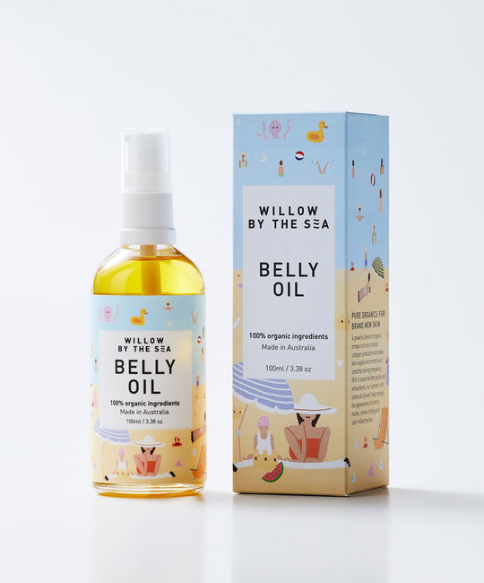 Willow by the Sea - WBS Willow by the Sea - Organic Belly Oil