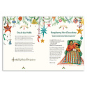 Chronicle Books - CB Christmas Is Coming! An Advent Book Lift the flaps for crafts, games, recipes, stories, and more!
