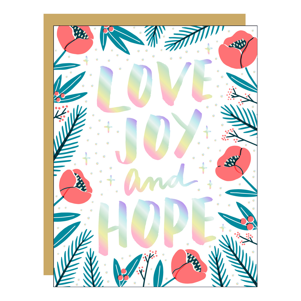Egg Press - EP Love, Joy and Hope