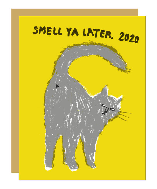 Egg Press - EP Smell Ya Later 2020