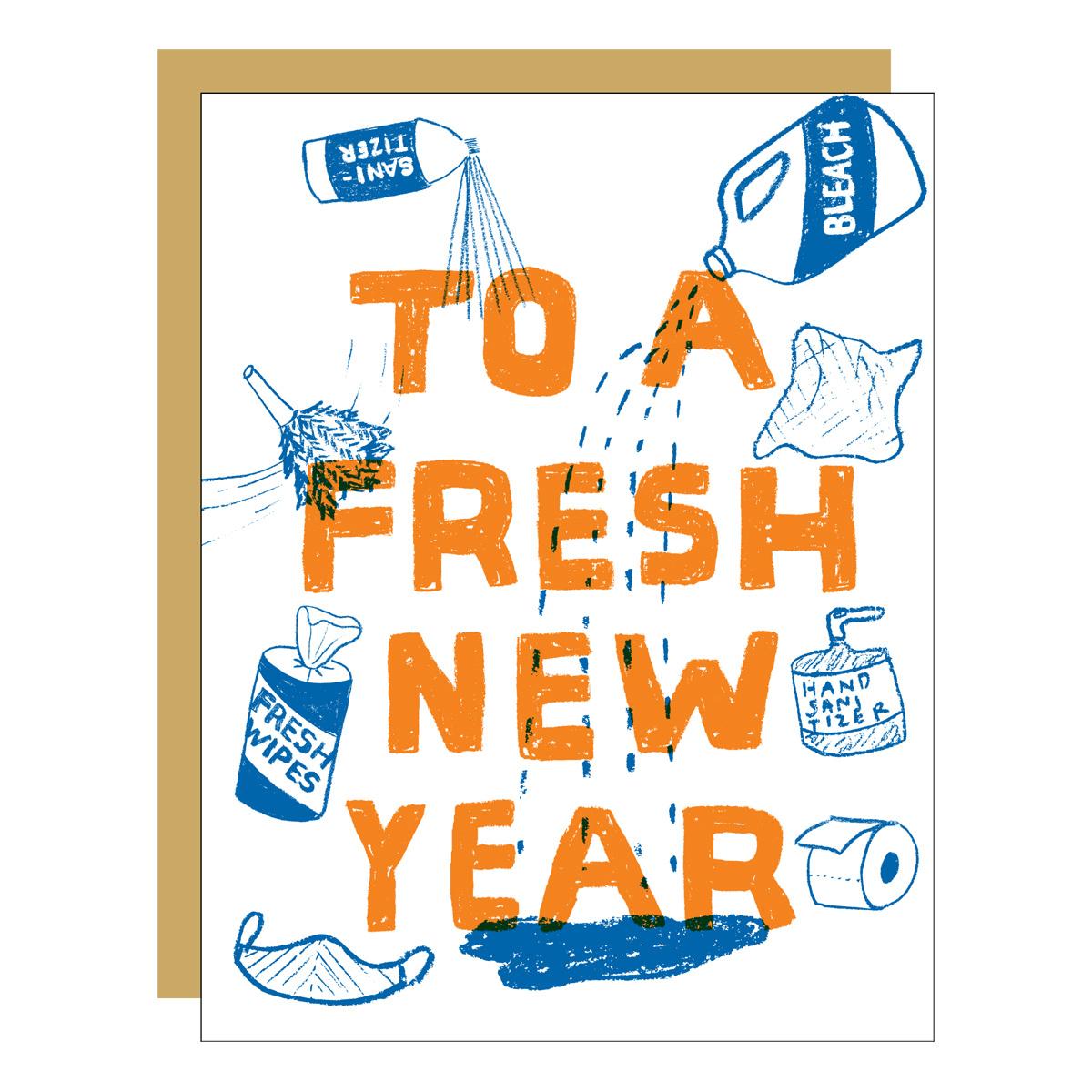 Egg Press - EP Fresh New Year