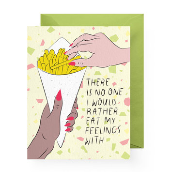 Boss Dotty Emotional Eating Card