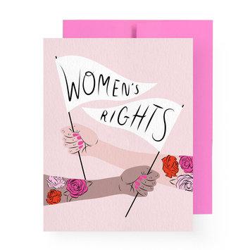 Boss Dotty Women's Rights Card