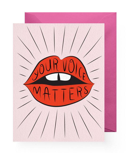 Boss Dotty - BD Your Voice Matters