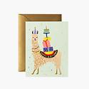 Rifle Paper Co - RP Llama Birthday Card